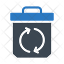 Recycle Restore Basket Icon