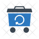 Garbage Recycle Restore Icon
