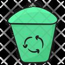Recycle Bin Garbage Bin Waste Bin Icon