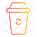 Recycle Bin Dustbin Trash Bin Icon