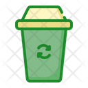 Recycle Bin Ecology Nature Icon