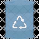 Conversion Disposal Recycle Bin Icon