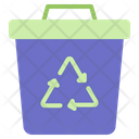 Recycle Bin Recycling Ecology Icon