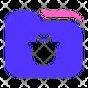 Recycle Bin Trash Folder Icon