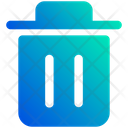 Recycle Bin Delete Garbage Icon