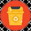 Recycle Bin Waste Bin Recycle Trash Icon