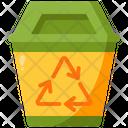 Recycle Bin Garbage Trash Icon