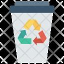 Recycle Bin Delete Icon