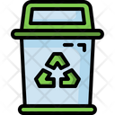 Recycle Bin Recycle Trash Can Icon