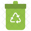 Recycle Bin Charge Icon