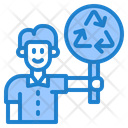 Recycle Board Icon