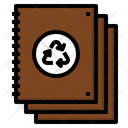 Recycle book Icon