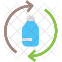 Recycle Bottle Icon