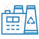 Recycling Plant Waste Recycle Icon