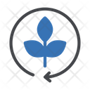 Recycle Ecology Recycle Nature Icon