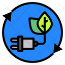 Recycle Eco Ecology Icon