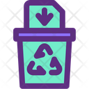 Recycle File File Recycle Bin Icon