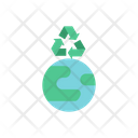 Recycle Eco Friendly Icon