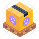 Recycle Package Icon