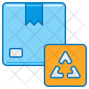Recycle Package Parcel Icon