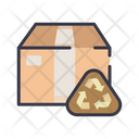 Recycle Packaging Icon