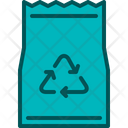 Recycle Paper Bag Recycle Paper Icon