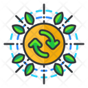 Recycle plant Icon