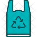 Recycle Plastic Bag Recycle Plastic Icon