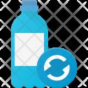 Recycle Plastic Bottle Icon