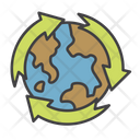 Recycle Reuse Recycle Recycling Icon