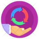 Recycle Service Icon