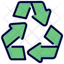 Recycle Sign Nature Ecology Icon