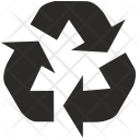 Recycle Sign Eco Icon