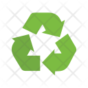 Ecology Recycle Recycling Icon