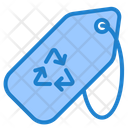 Recycle Tag Icon