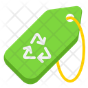 Recycle Tag Recycle Tag Icon