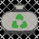 Tank Recycle Eco Icon
