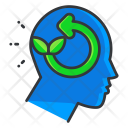 Recycle thought Icon