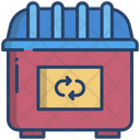 Recycle Trash Recycle Recycling Icon