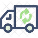 Recycle Truckm Recycle Truck Truck Icon