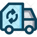 Truckm Recycle Truck Truck Icon