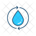 Recycle Water Recycling Water Water Icon