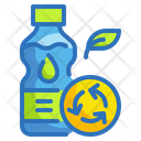Recycle Water Bottle Bottle Recycle Icon