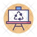 Recycled Art Icon