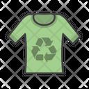 Recycled Clothing Fashion Clothing Icon