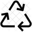 Arrows Ecology Environment Icon