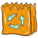 Recycling Bag Icon