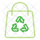 Bag Recycling Recycle Icon
