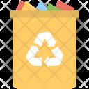 Recycling Bin Junk Icon