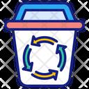 Recycling Bin Icon